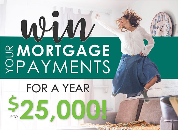 Win Your Mortgage Payments